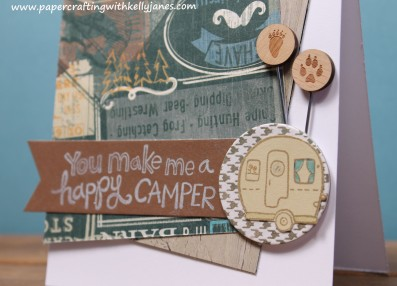 CTMH: Camper Crazy & Timberline