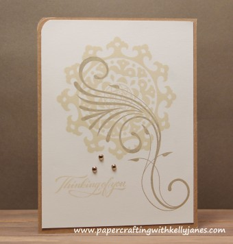 CTMH: Swirls Around & Pirouette {inspired by Bonnie Klass}