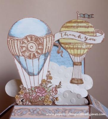 CTMH: Balloon Ride & Give A Lift