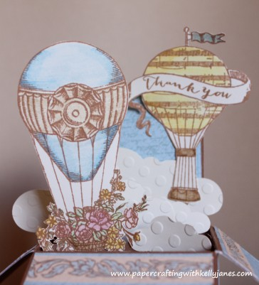 CTMH: Balloon Ride & Give A Lift