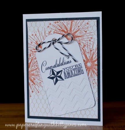CTMH: June SOTM Kaboom {inspired by Lisa Henke}