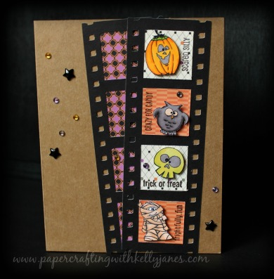 CTMH: Scaredy Cat & Frightfully Fun- Inspired by Nichol Magouirk