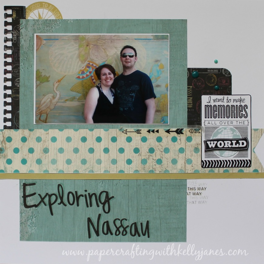CTMH Scrapbooking//Independent Consultant Kelly Janes