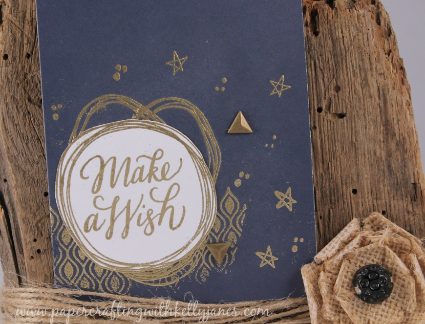 CTMH: Doodled Designs & Wish {inspired by Valentyna Komisarenko}