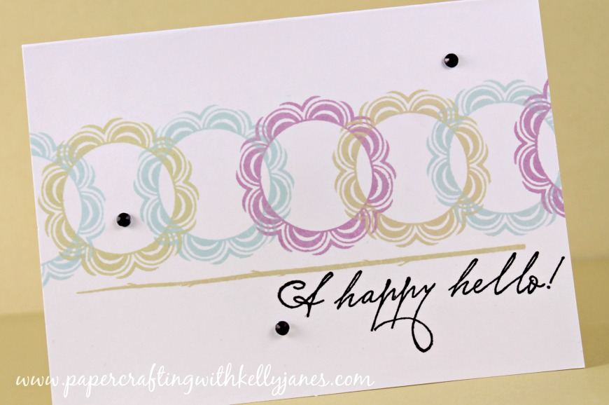 CTMH: Feb SOTM A Happy Hello