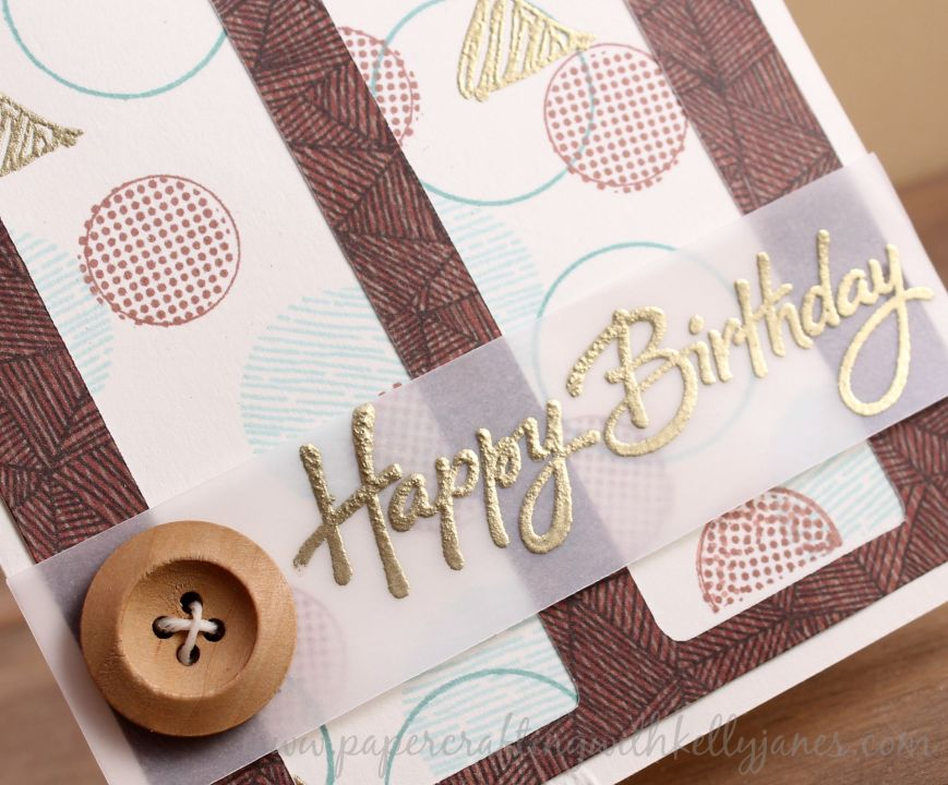 CTMH: Jackson, Glitter Glam, Joyful Birthday