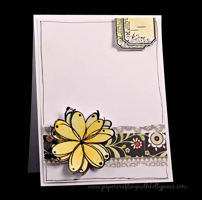 #ctmh #washi #stamping #card