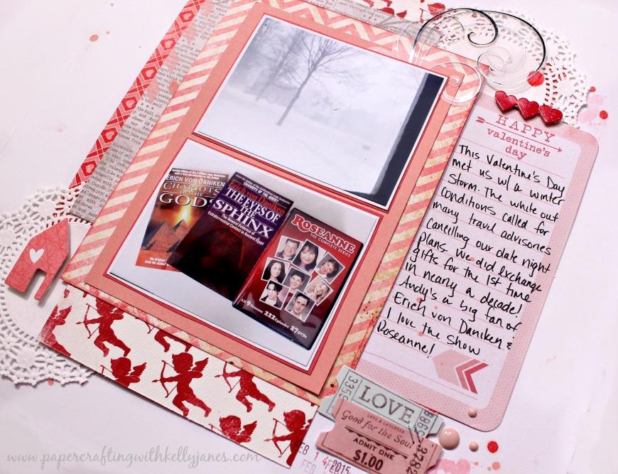 Crate Paper, CTMH, Valentines