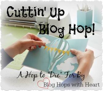 Die Cut Blog Hop