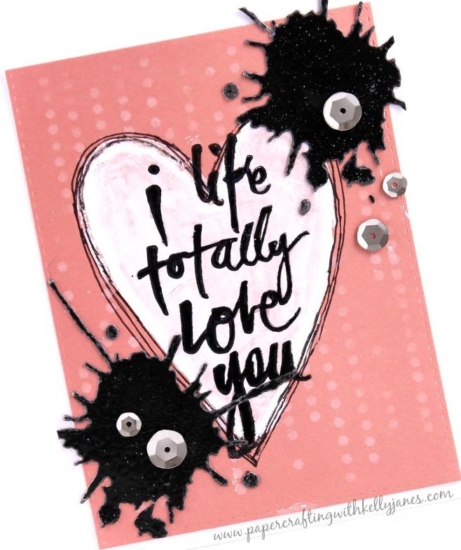 I Like Totally Love You!