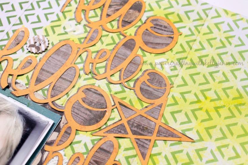 Hip Kit Club Cut File, Shimmerz Paints, Minc Frame & lots of brads!!