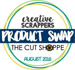 Creative Scrappers - The Cut Shoppe August 2016