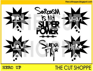 The Cut Shoppe | Hero Up