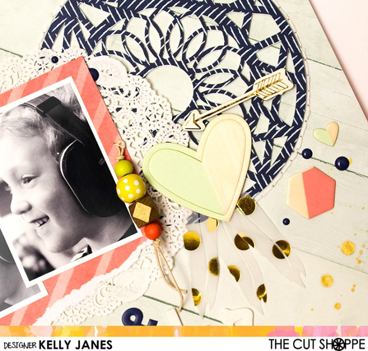 The Cut Shoppe | Dreamcatcher | Dear Lizzy Saturday | Paige Evans Take Me Away