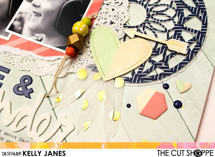 The Cut Shoppe | Dreamcatcher | Dear Lizzy Saturday | Paige Evans Take Me Away