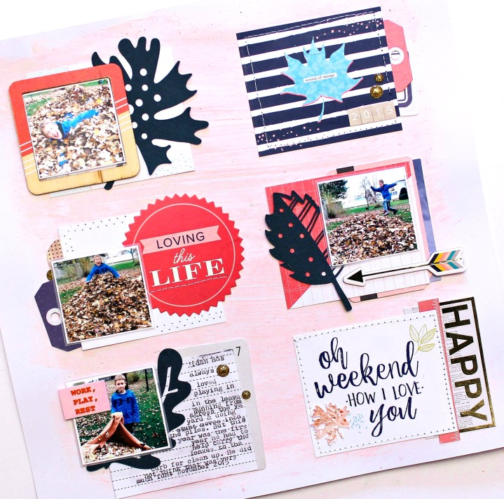 Hip Kit Club Design Team Project | October 2016 Kits | Kelly Janes