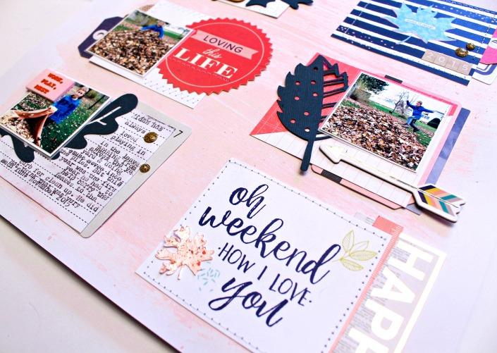 Hip Kit Club Design Team Project | October 2016 Kits | Kelly Janes