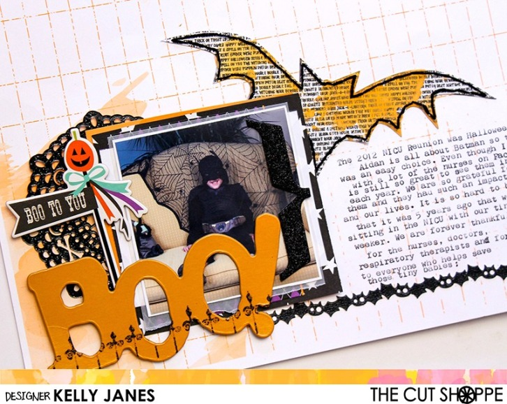The Cut Shoppe | Wicked Fun & Ghost Town | Kelly Janes