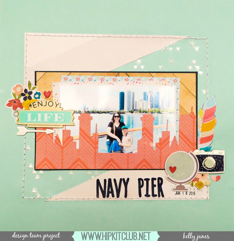 Hip Kit Club | October 2016 Kits | Kelly Janes