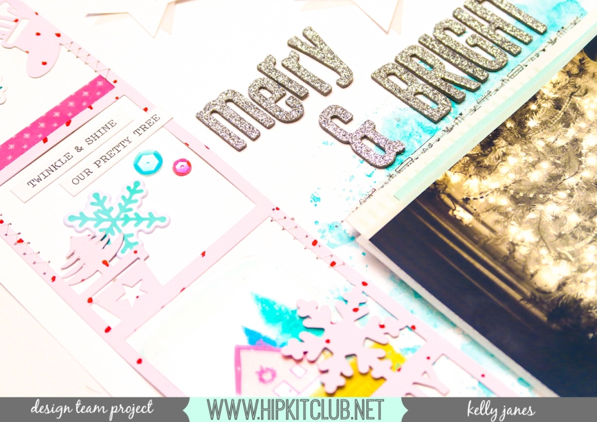 Hip Kit Club | November 2016 Kits | Kelly Janes