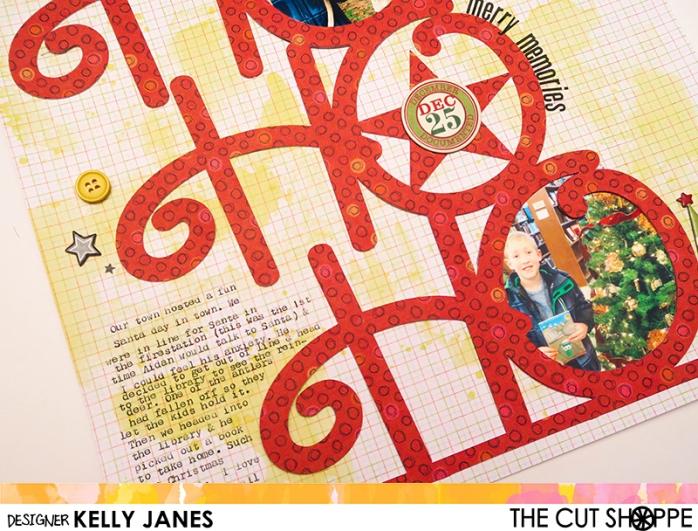 The Cut Shoppe | Ho Ho Ho Cut File