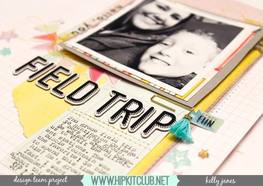 Hip Kit Club | December 2016 Kits | Kelly Janes
