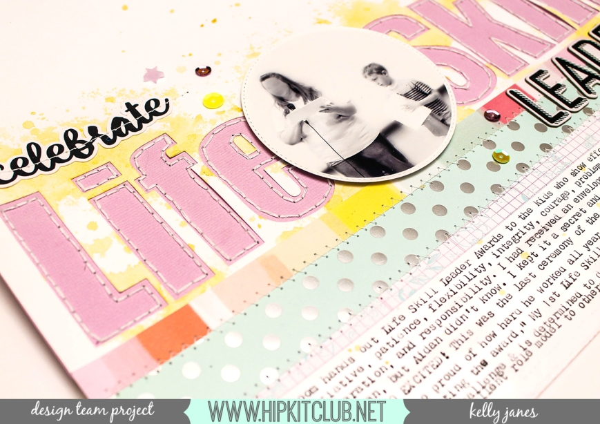 Hip Kit Club | December 2016 Kits | Kelly Janes