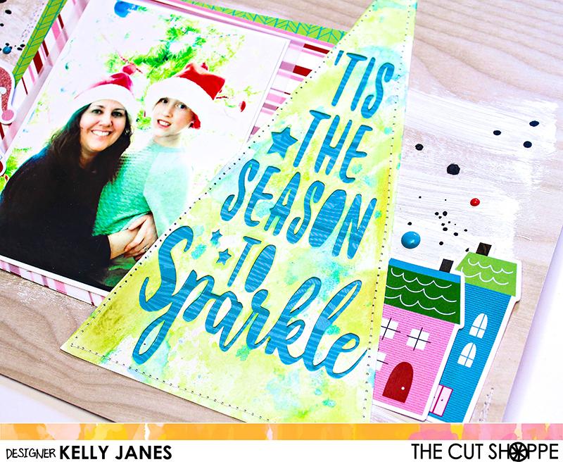 The Cut Shoppe | Tree Farm & 'Tis the Season | Kelly Janes