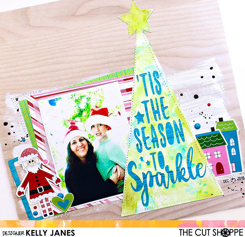 The Cut Shoppe | Tree Farm & 'Tis the Season | Kelly Janes