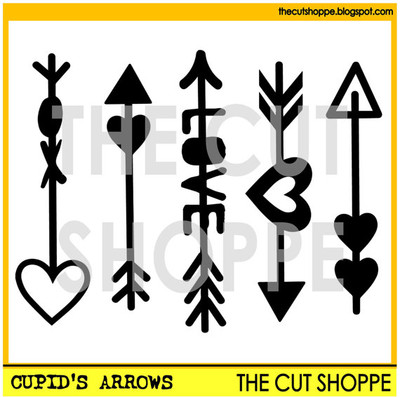 The Cut Shoppe | Cupid's Arrows