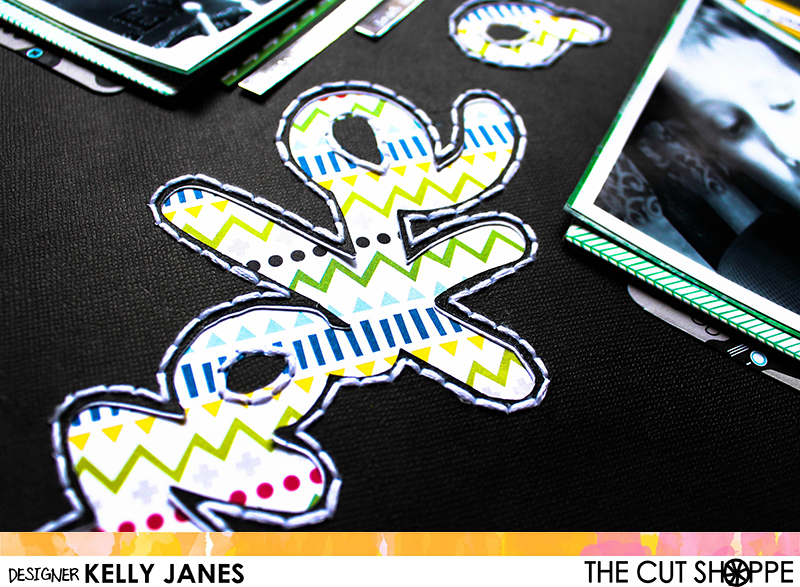 The Cut Shoppe | Party On Cut File | Bella Blvd-Alex Collection | Crate Paper-Cool Kid Collection