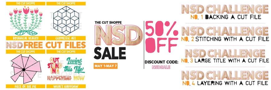 The Cut Shoppe NSD 2018