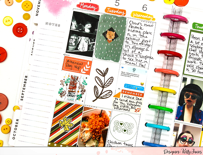 Memory Keeping in the Classic Happy Planner | Kelly Janes